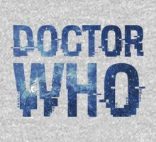 Doctor Who One Piece - Long Sleeve