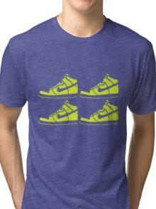 dunk stencil Tri-blend T-Shirt