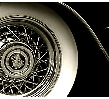 61' CADDY Photographic Print