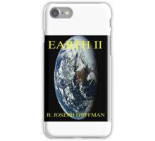Earth II ebook cover iPhone Case/Skin