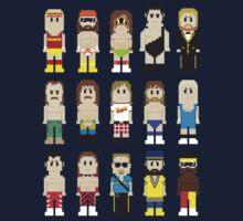 8-Bit Wrestling! Kids Tee