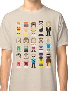 8-Bit Wrestling! Classic T-Shirt