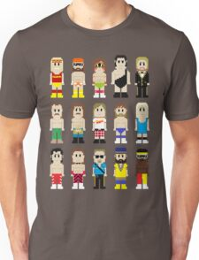 8-Bit Wrestling! Unisex T-Shirt