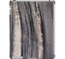 Rock face iPad Case/Skin