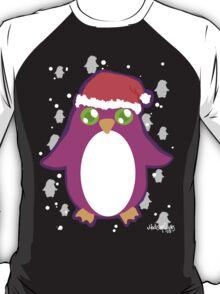 Penguin Santa T-Shirt