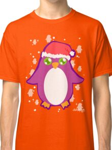 Penguin Santa Classic T-Shirt