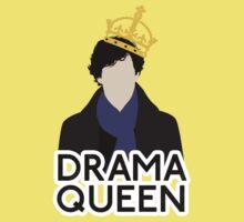 Sherlock - Drama Queen Baby Tee