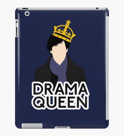Sherlock - Drama Queen iPad Case/Skin