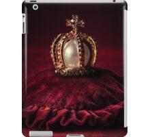 Golden Crown iPad Case/Skin