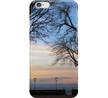 The Coast at evening iPhone Case/Skin