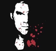 Dexter Inspired Blood Spatter