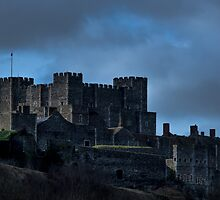 Dover Castle by MrSheps