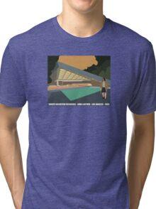 Goldstein House John Lautner Architecture Tshirt Tri-blend T-Shirt