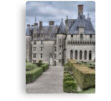 Chateau de Langeais, France #2 Canvas Print