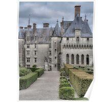 Chateau de Langeais, France #2 Poster