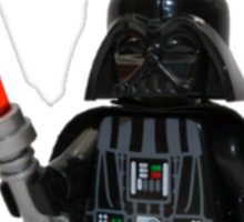 LEGO Darth Vader Sticker