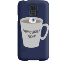 Sherlock - Surprisingly Okay Samsung Galaxy Case/Skin