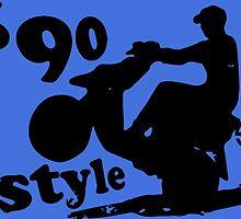 '90 Style by sick-boy