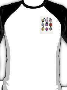 Brent Rivera Colored Dots T-Shirt