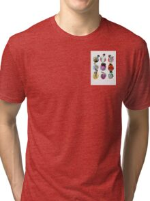 Brent Rivera Colored Dots Tri-blend T-Shirt