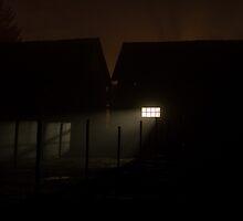 In the dark by MrSheps