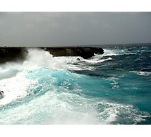 Washinton Slaagbai National Park, Bonaire Photographic Print