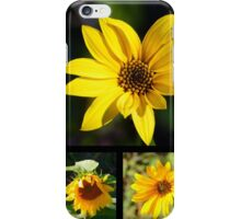My yellow bloomers iPhone Case/Skin