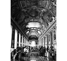 Le Musee du Louvre Photographic Print
