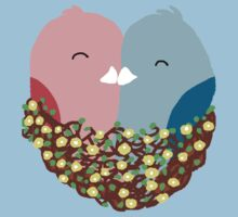 Lovebirds Kids Tee