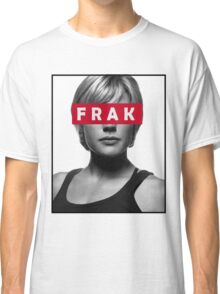 Starbuck - Frak - Battlestar Galactica Classic T-Shirt