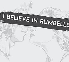 Once Upon a Time - I believe in Rumbelle by VancityFilming