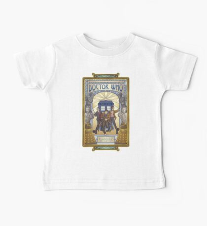 All of Time and Space Baby Tee