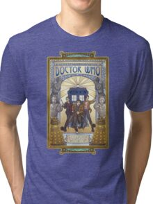 All of Time and Space Tri-blend T-Shirt