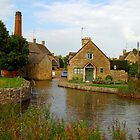 Lower Slaughter by Steve Humby