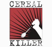 Cereal Killer by graphos