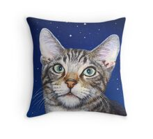 Stars of Heaven Throw Pillow