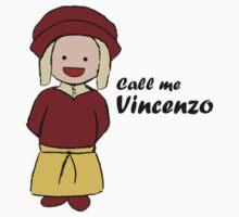 Call Me Vincenzo by Conlaci