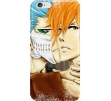 Grimmjow x Ichigo iPhone Case/Skin