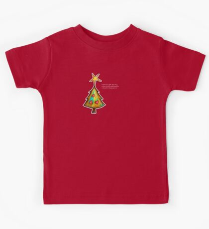 A Christmas Wish TShirt Kids Clothes