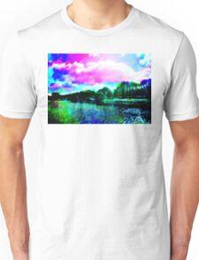 Liffey Landscape Unisex T-Shirt