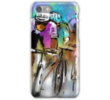 Le Tour de France 03 iPhone Case/Skin