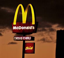 McDonald's by Robert Morice