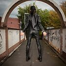 Urban Leather look Behind by Mark Curry