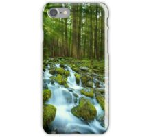 Olympic Green iPhone Case/Skin