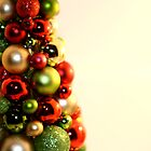 Christmas balls by madcowgirl