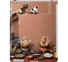 Inka Offering iPad Case/Skin