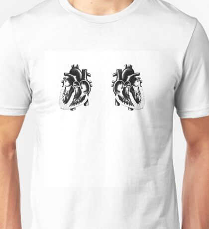 Time Lord Two Hearts Unisex T-Shirt