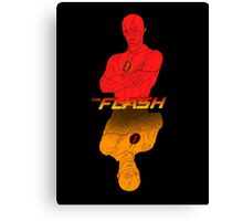 The Flash's Of Time Canvas Print