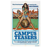 CAMPUS TEASERS B MOVIE Photographic Print