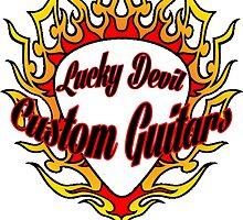 Lucky Devil Custom Guitars by 13666